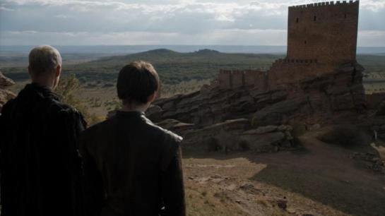 Bran Tower of Joy